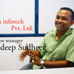 -神の恵みの国!- Sandeep Sudheer(ケララ州トリバンドラム在住)